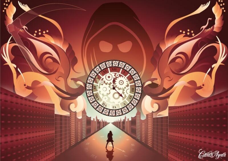 Matando tiempo