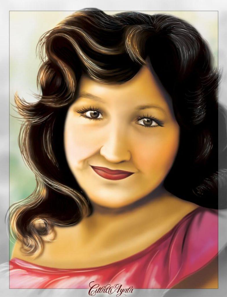 Retrato Madre
