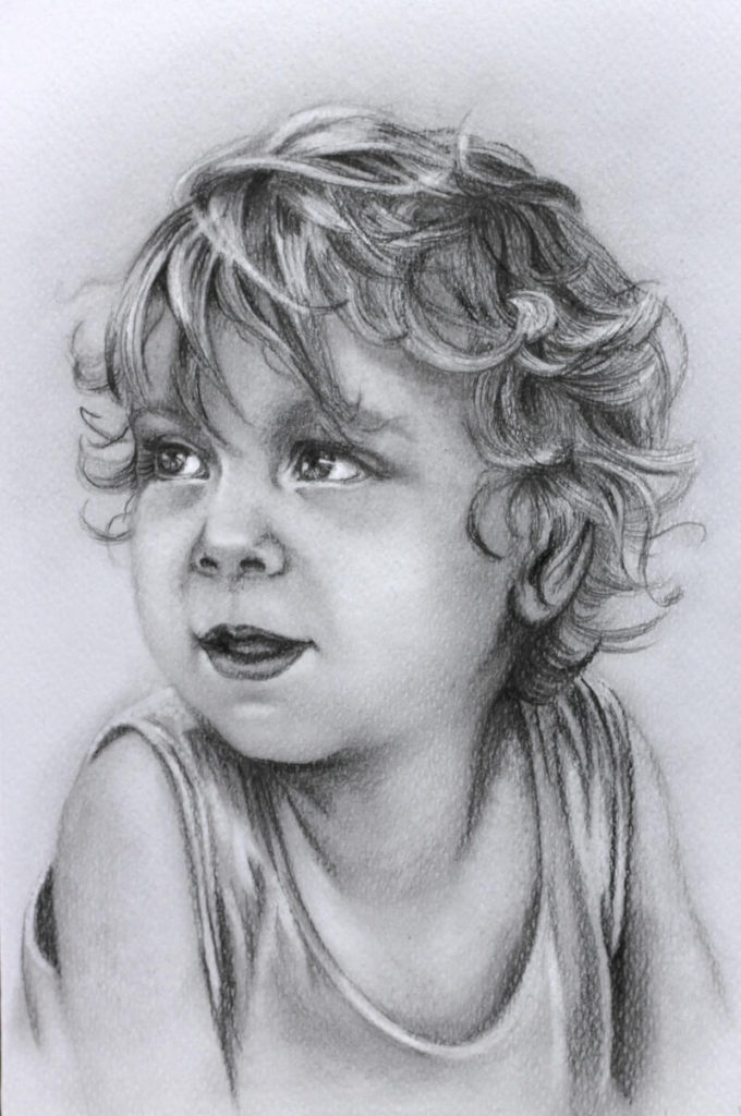 Retrato bebe 2
