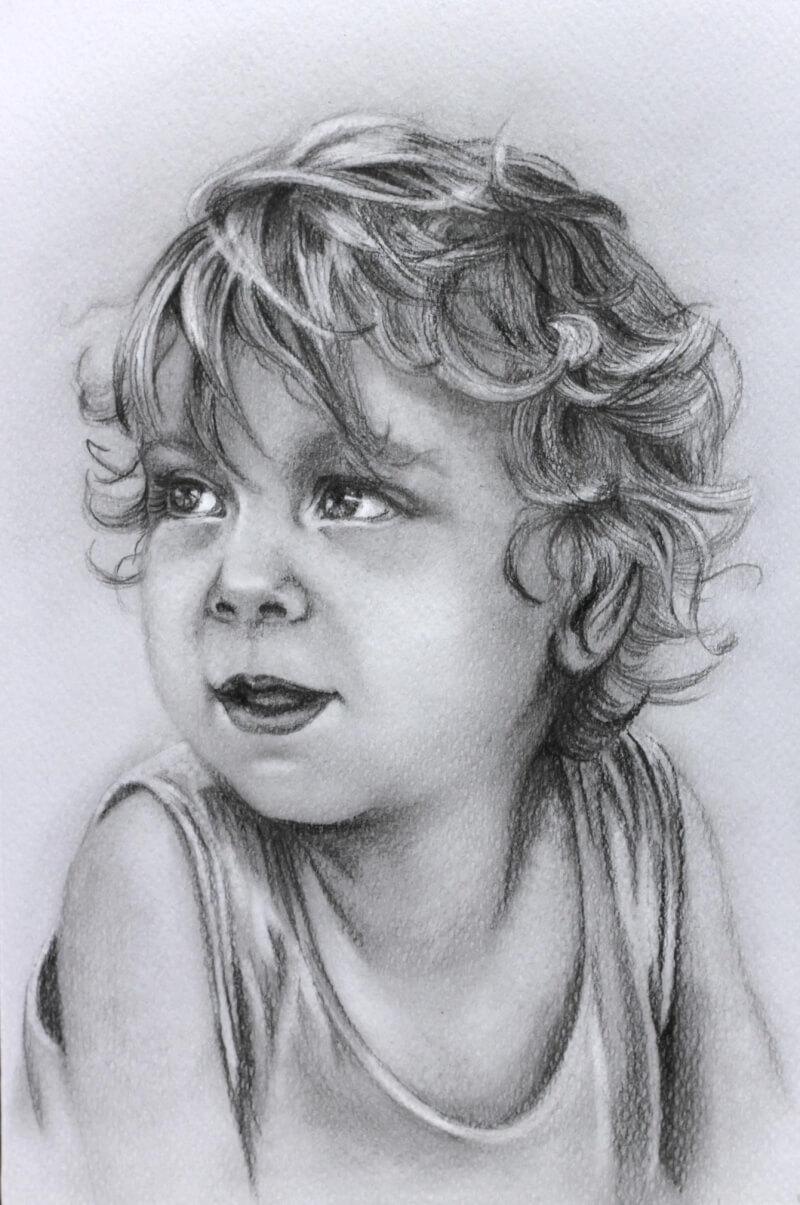 Baby portrait 2
