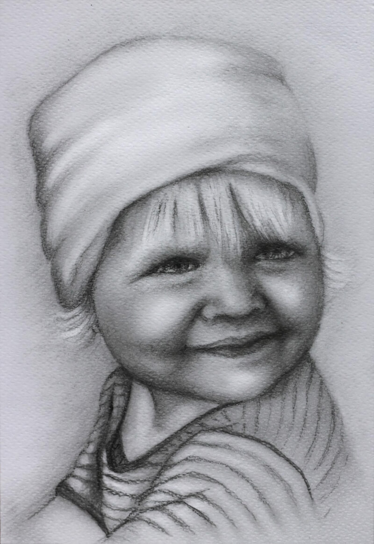 Retrato bebe 3