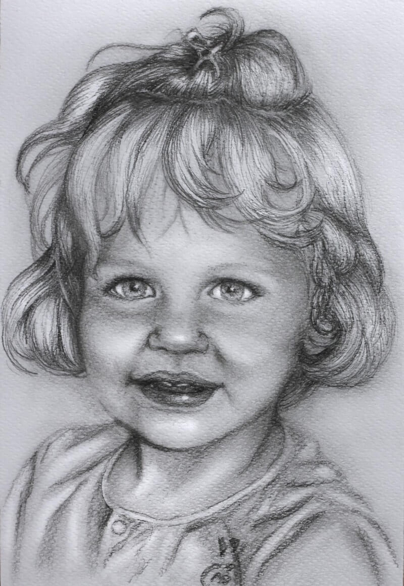 Retrato bebe 1